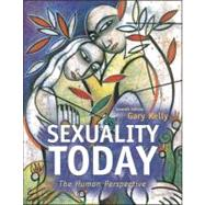 Sexuality Today: The Human...,Kelly, Gary F.,9780697294319