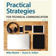 Practical Strategies for...,Markel, Mike; Selber, Stuart...,9781319104320