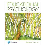 Educational Psychology,Woolfolk, Anita,9780134774329