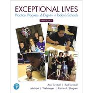 Exceptional Lives Practice,...,Turnbull, Ann; Turnbull, H....,9780134984339