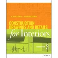Construction Drawings and...,Kilmer,9781118944356