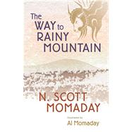 Way to Rainy Mountain,Momaday, N. Scott,9780826304360