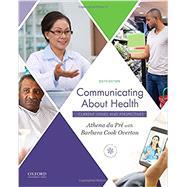 Communicating About Health...,du Pré, Athena; Cook Overton,...,9780190924362