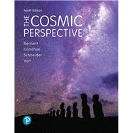 The Cosmic Perspective,Bennett, Jeffrey O.; Donahue,...,9780134874364
