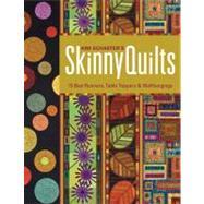 Kim Schaefer's Skinny Quilts...,Schaefer, Kim,9781607054399