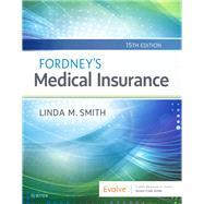 Fordney's Medical Insurance,Smith, Linda M.,9780323594400