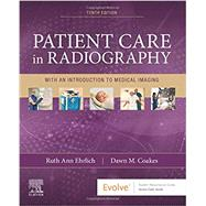 Patient Care in Radiography,Ehrlich, Ruth Ann; Coakes,...,9780323654401