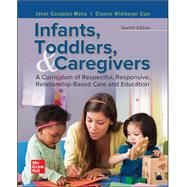 Infants, Toddlers, and...,Janet Gonzalez-Mena and...,9781260834413