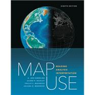Map Use,Kimerling, A. Jon; Buckley,...,9781589484429