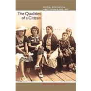 The Qualities of a Citizen by Gardner, Martha, 9780691144436