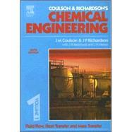 Chemical Engineering Volume 1 by Backhurst; Harker; Richardson; Coulson; Chhabra, 9780750644440