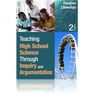 Teaching High School Science...,Douglas J. Llewellyn,9781452244457