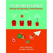 Entrepreneurship Starting and...,Mariotti, Steve; Glackin,...,9780133934458