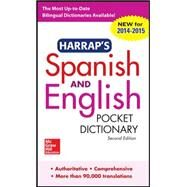 Harrap's Spanish and English...,Harrap's,9780071814461