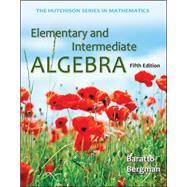 Elementary and Intermediate...,Baratto, Stefan; Bergman,...,9780073384467