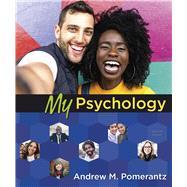 My Psychology,Pomerantz, Andrew M.,9781319184469