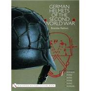 German Helmets Of The Second...,Radovic, Branislav,9780764314476