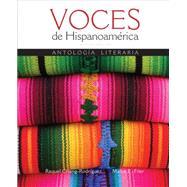 Voces de Hispanoamerica,Chang-Rodriguez, Raquel;...,9781305584488