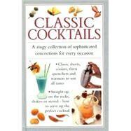 Classic Cocktails by Ferguson, Valerie, 9781842154489