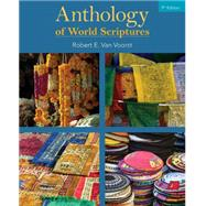 Anthology of World...,Van Voorst, Robert E,9781305584495