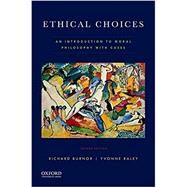 Ethical Choices An...,Burnor, Richard; Raley, Yvonne,9780190464509