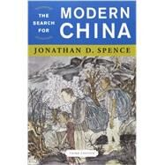 The Search for Modern China...,SPENCE,JONATHAN,9780393934519