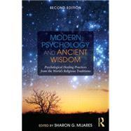 Modern Psychology and Ancient...,Mijares; Sharon G.,9781138884526