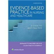 Evidence-based Practice in...,Melnyk, Bernadette Mazurek;...,9781496384539