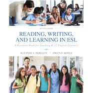 Reading, Writing and Learning...,Peregoy, Suzanne F.; Boyle,...,9780134014548