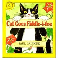 Cat Goes Fiddle-I-Fee by Galdone, Paul, 9780833524553