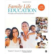 Family Life Education,Duncan, Stephen F.; Goddard,...,9781483384573