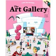 The Art Gallery by Mile, Five, 9781760684594