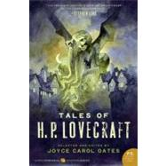 Tales of H.P. Lovecraft by Lovecraft, H. P., 9780061374609
