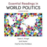 Essential Readings in World...,McKibben, Heather Elko;...,9780393664614