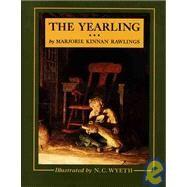 The Yearling,Marjorie Kinnan Rawlings;...,9780684184616