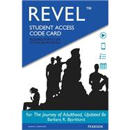 Revel for Journey of Adulthood -- Combo Access Card by Bjorklund, Barbara R., Ph.D, 9780135694619