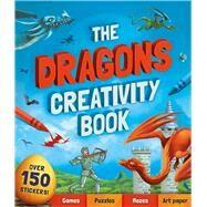 The Dragons Creativity Book by Pinnington, Andrea, 9781783124619