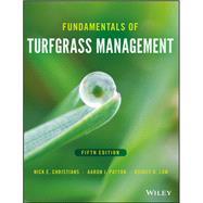Fundamentals of Turfgrass...,Christians, Nick E.; Patton,...,9781119204633