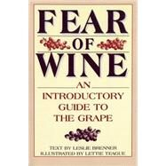 Fear of Wine,Brenner, Leslie; Teague,...,9780553374643