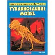 Tyrannosaurus Model...,Dena, Anael,9780764174643