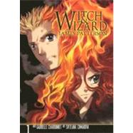 Witch and Wizard : The Manga by Patterson, James; Charbonnet, Gabrielle (CON); Chmakova, Svetlana, 9780606264648