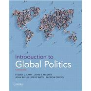 Introduction to Global...,Lamy, Steven L.; Masker, John...,9780190904654