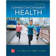 LL: Connect Core Concepts in...,Roth, Walton; Insel, Paul,9781264144655