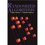 Randomized Algorithms,Rajeev Motwani , Prabhakar...,9780521474658