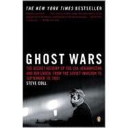 Ghost Wars The Secret History...,Coll, Steve,9780143034667
