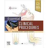 Essential Clinical Procedures,Dehn, Richard W.; Asprey,...,9780323624671