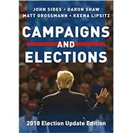 Campaigns and Elections,Grossmann, Matt; Lipsitz,...,9780393664676