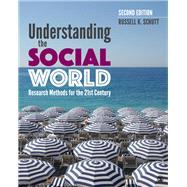 Understanding the Social World,Schutt, Russell K.,9781544334684