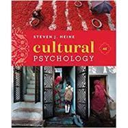 Cultural Psychology (Fourth Edition) by Heine, Steven J., 9780393644692
