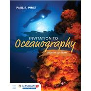 Invitation to Oceanography,Pinet, Paul R.,9781284164695